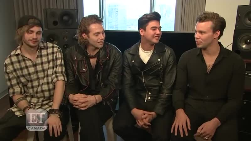 5SOS On Their Mature New Sound