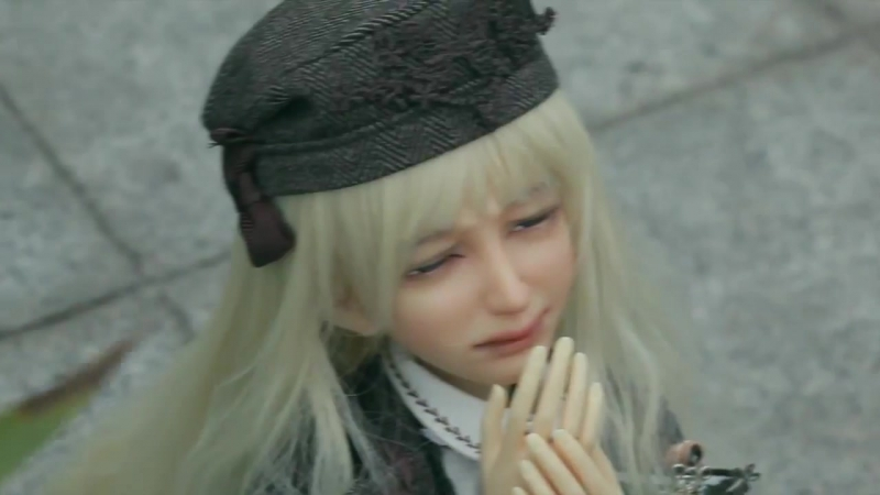 Ringdoll Crying girl mona