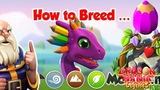 How to Breed Scribble Dragon - VIP Hatching 18 hours and 48 minutes - Dragon Mania Legends