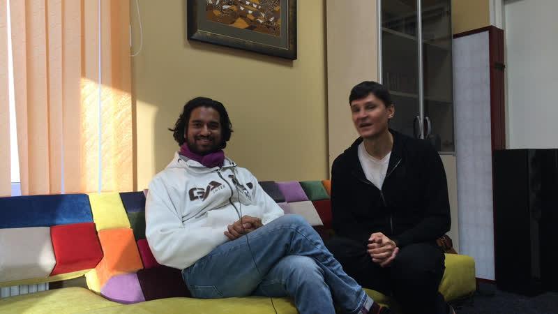 Интервью с Сатьярти Индия о предстоящем семинаре Нектар Тантры