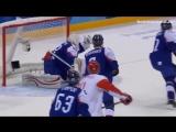 Сборная России по хоккею проиграла стартовый матч Олимпиады