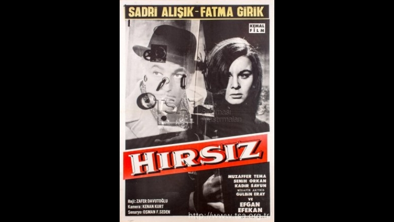 Hırsız - Türk Filmi