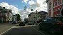 Разворот на перекрестке ул.Румянцевская-Герцена видео 2
