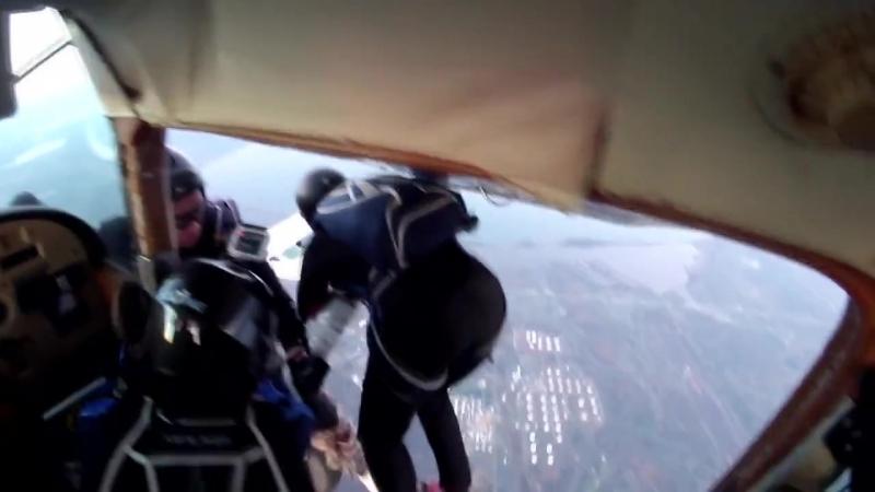авария на высоте