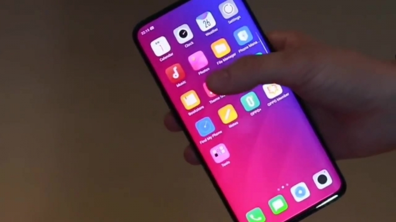 Oppo Find X - Best Phone of 2018