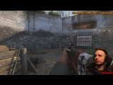 Тестовый стрим Call Of Duty WW2 на новом процессоре 8700K