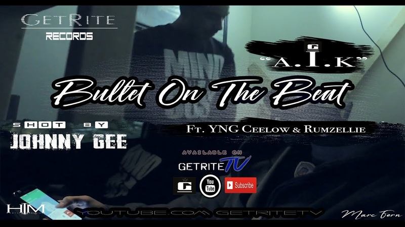 Bullet On The Beat - A.I.K Ft. YNG Ceelow Rumzellie (Official Music Video)