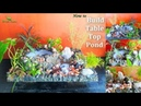 How to Build a Table Top Pond How to Build a Small Fish Pond GREN PLANTS