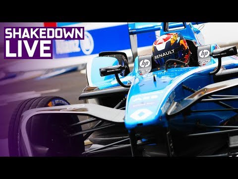 🔴 Shakedown Race Preview 2018 Qatar Airways Paris E Prix