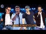 Ricky Martin, Enrique Iglesias, Luis Fonsi, Marc Anthony - Latino Romantico Hits Mix 2018 HD