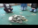 как строили дом из камней