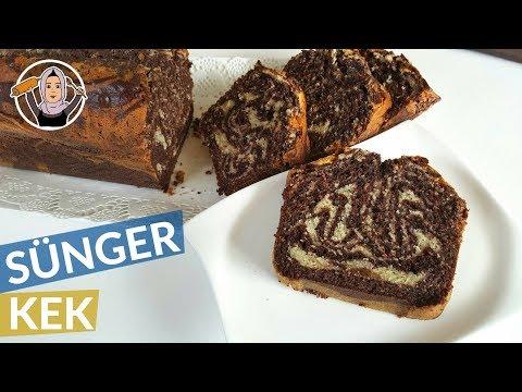 Tereyağlı Sünger Kek Tarifi   Püf noktalarıyla!   Hatice Mazı ile Yemek Tarifleri
