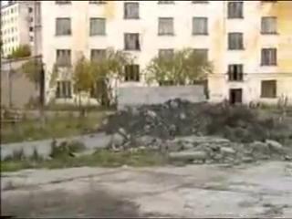 поселок Видяево 2000г.