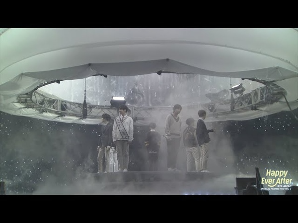 PREVIEW BTS 방탄소년단 JAPAN OFFICIAL FANMEETING VOL 4 ~Happy Ever After~ DVD SPOT