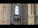 Римско Католический Храм Успения Пресвятой Девы Марии Арфа оргАн Чудесно