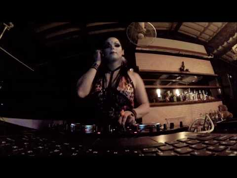 DJ Sonya Nova - Live set in Thai Lounge Terrace (Pattaya 07.10.2017)