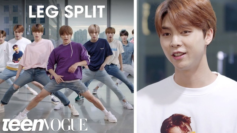 NCT 127 Breaks Down 'Cherry Bomb' Dance Moves Teen Vogue