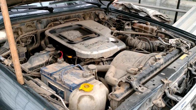 Nissan Patrol Y61 ZD30 (2000 г.) не заводится. В чем причина