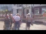 Крестный ход в Крыму в годовщину расстрела царской семьи