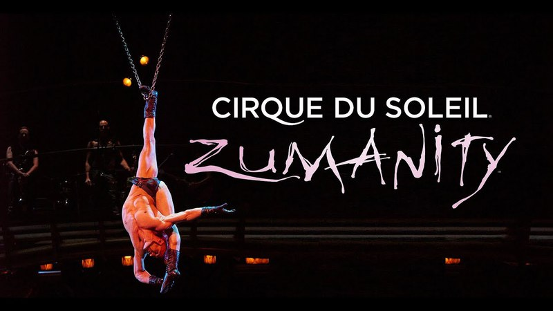 Zumanity by Cirque du Soleil Official Preview