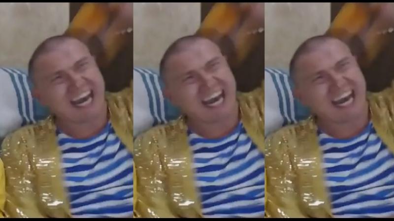 Гобзавр не даёт Людмиле по видео Доброжелателя