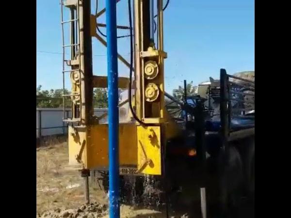 Бурение скважин на воду в Новинке, Ленобласть