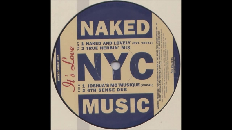 Naked music ★ it s love