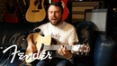 Max Bemis of Say Anything Performs Say Anything | Fender