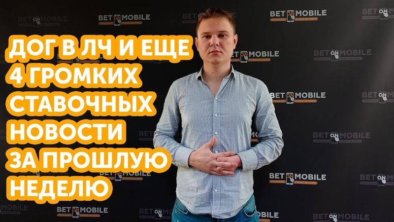 Новости ставок | Договорняк в ЛЧ, срок Кокорину и Мамаему, Емельяненко на Bellator