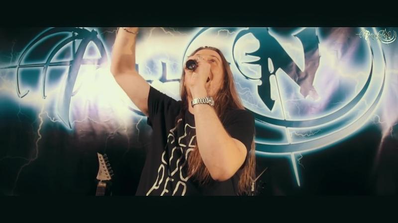 Aillion - Эра чёрных зеркал (Live studio)