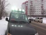 О том, как Николаич  получил новый свет, багажник и научился довольно громко дудеть.....