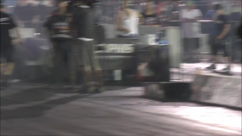 Lizzy Musi in AfterShock vs David Bird Jones at Memphis No Prep Kings 2