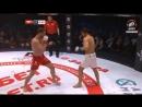 Akhmet Aliev KO's Magomedsaygid Alibekov via SPINNING WHEEL KICK FNG83