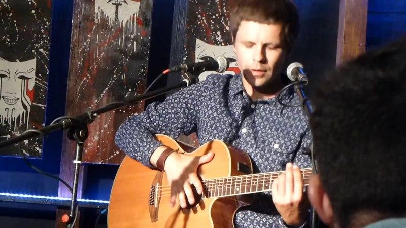 Алексей Вдовин — Киншаса (live @ Студия ОМ, Ростов-на-Дону, 02.06.2018)