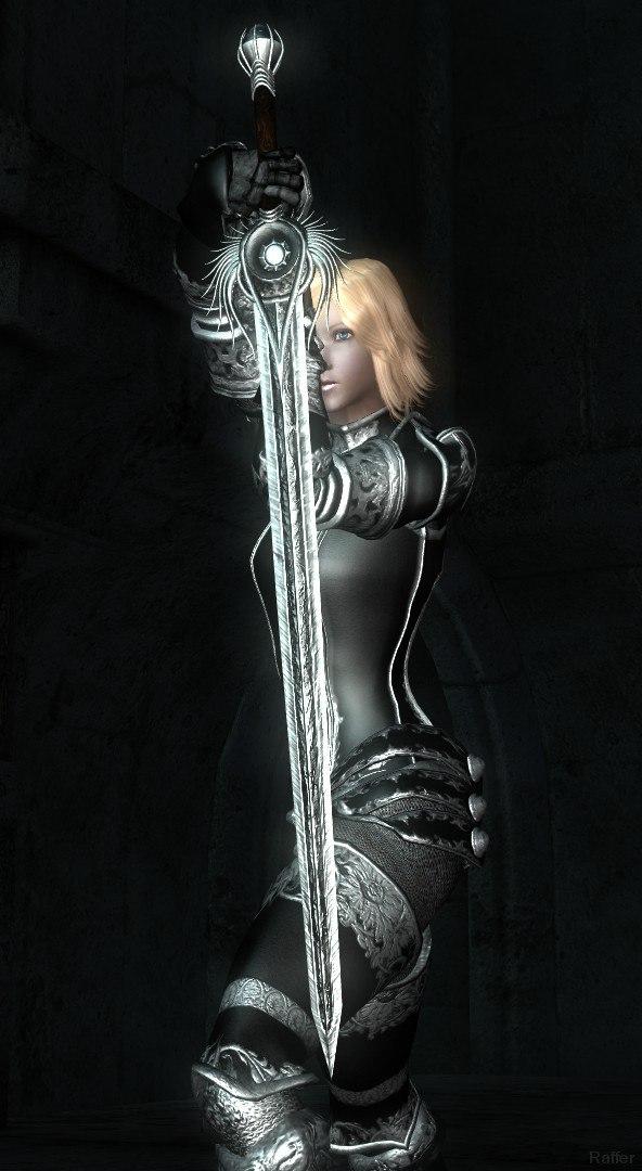 Серебряные мечи - Oblivion