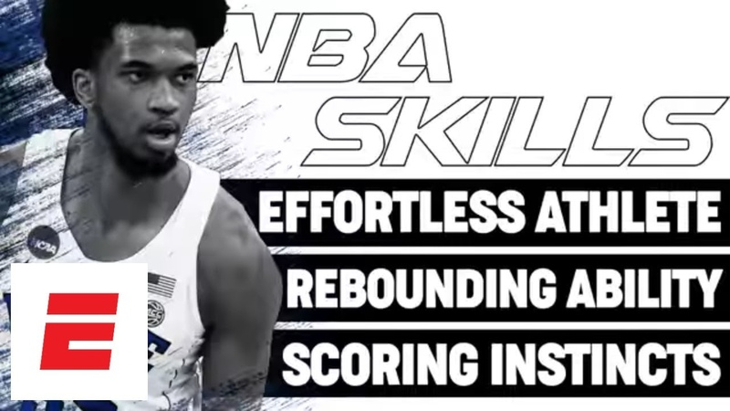Marvin Bagley III's 2018 NBA Draft Scouting Video | DraftExpress | ESPN