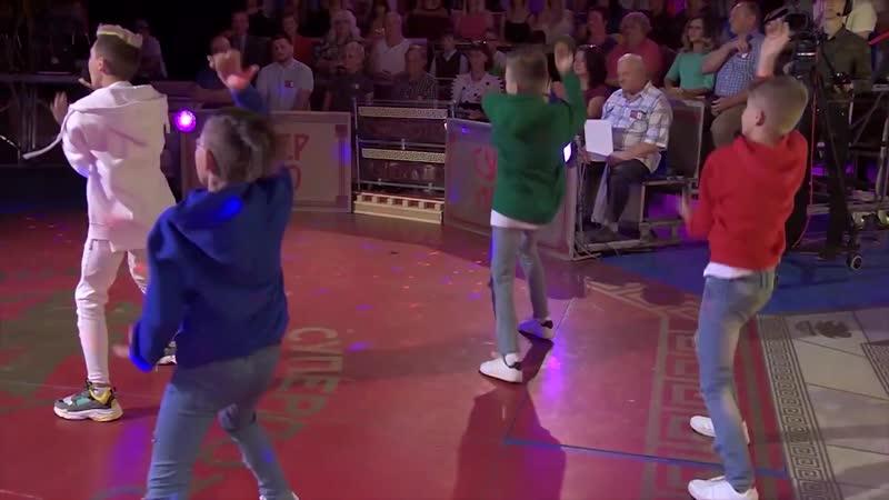 Финалист Национального отбора детского Евровидения Артем Скороль с озорной песенкой Улыбнись в эфире Суперлото!
