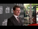 Mission Impossible Fallout DC Premiere B Roll Part 3