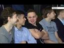 Виктор Томенко вручил награды хоккеистам Динамо Алтай Катунь 24 11 11 18 г