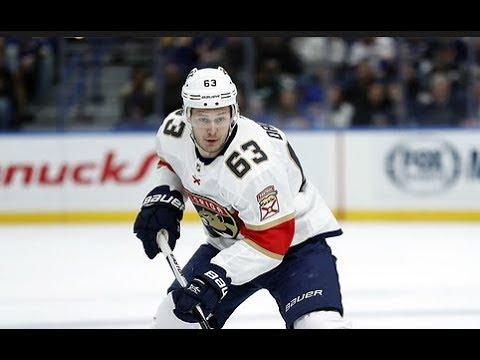 Evgeni Dadonov - Florida Panthers - 2017/2018 NHL