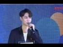180920 ZHANG YIXING 张艺兴 LAY 一 Hunan Youth League Promotional Ambassador Reappointment Ceremony