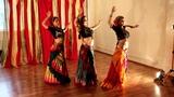 Sirin Tribe - American Tribal Style trio @ Home Party Sirin Tribe