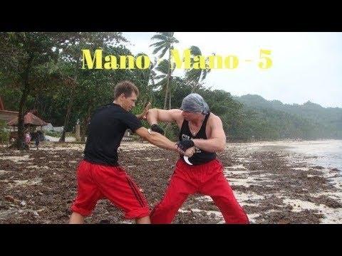 Уроки Филиппинского Бокса 5-е Mano-Mano RAPT panantukan