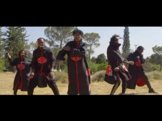 HOOD NARUTO pt.4 (full video) naruto vs pain