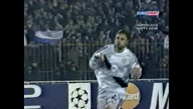 97 CL 2004 2005 Dinamo Kiev Real Madrid 2 2 03 11 2004 HL