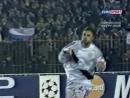 97 CL-2004/2005 Dinamo Kiev - Real Madrid 2:2 (03.11.2004) HL
