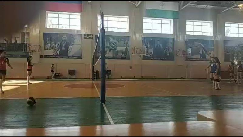 г.Чусовой - г.Янаул 1 партия