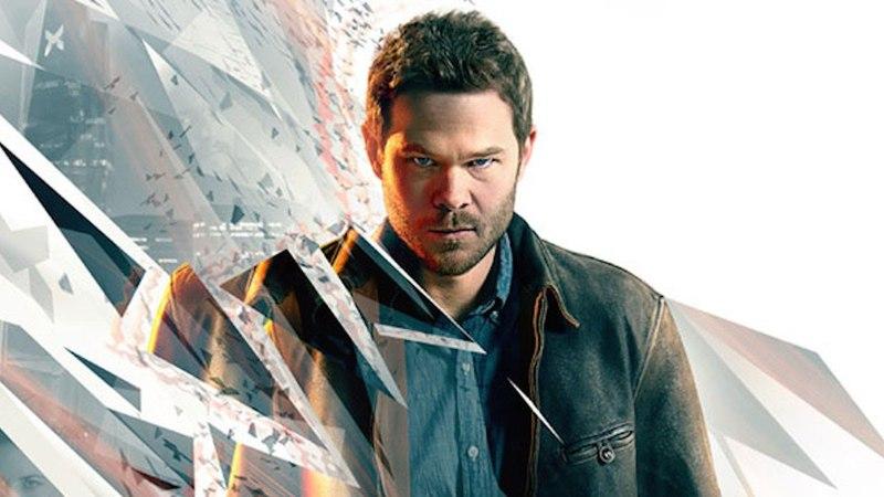 Quantum Break All Cutscenes Game Movie 1080p HD