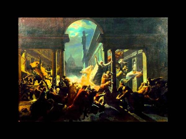 Giovanni Pacini - Sinfonia Dante in D-minor (1863)