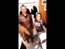 @DulceMaria y @PacoAlvarezV ayer fueron a visitar a @Ninelconde @sherlyny y @ZORAIDAGOMEZ